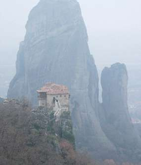 Meteora, Barbara Rousanos Monastery