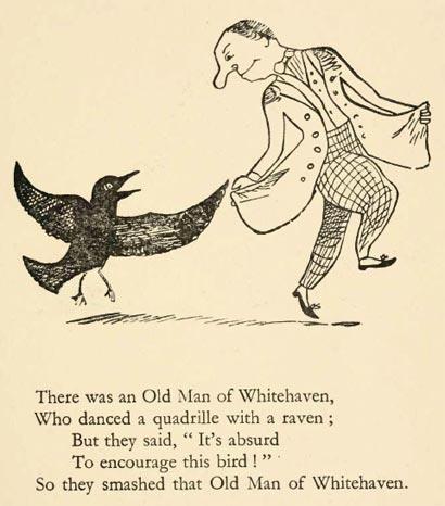 One Of Edward Lear's Limericks