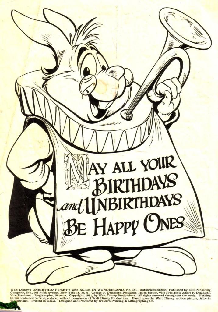 Alice In Wonderland Birthday Quotes. QuotesGram