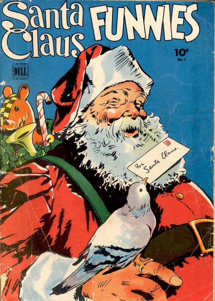 santa in wonderland - Books About Santa Claus 2